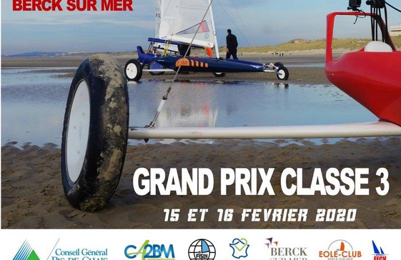 CHAR À VOILE Grand Prix Classe 3