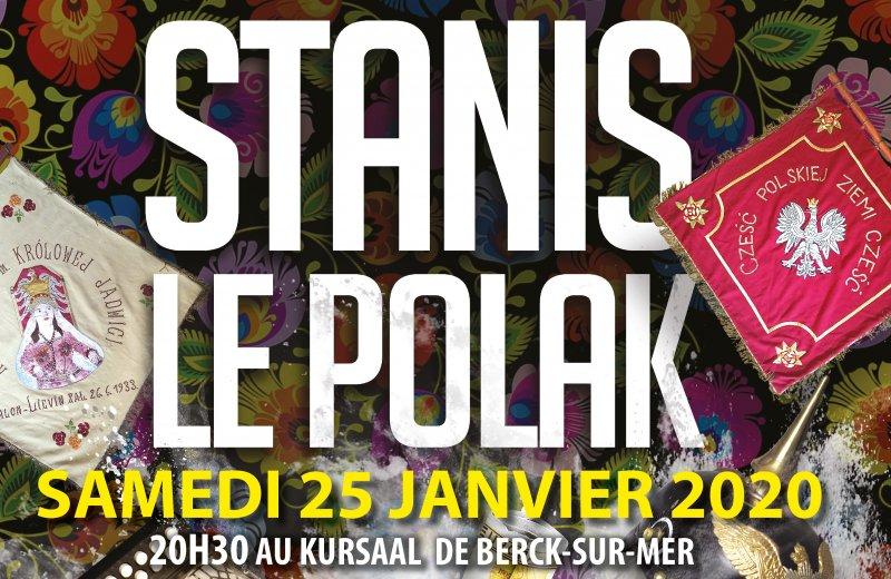 """Théâtre """"Stanis le Polak"""""""