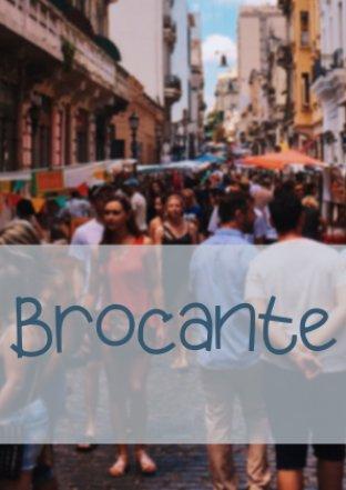 BROCANTE Foot Quartier Genty