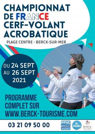 Finale championnat de France de cerf-volant
