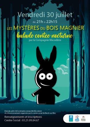 Les Mystères du Bois Magnier