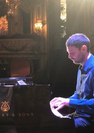 RÉCITAL DE PIANO Chopin