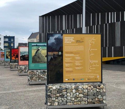 """Exposition """"Les peintres de la Côte d'Opale"""""""