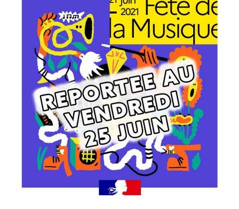 Fête de la Musique 15h30 à 22h30