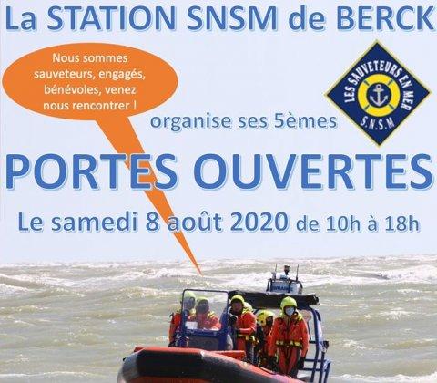 PORTES OUVERTES ANNUELLE DE LA STATION SNSM