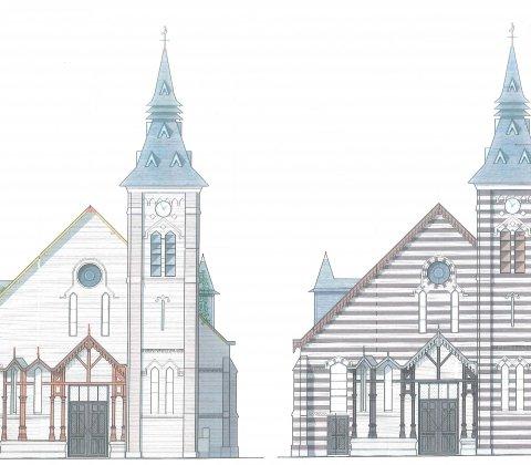 Restauration de l'église Notre Dame des Sables