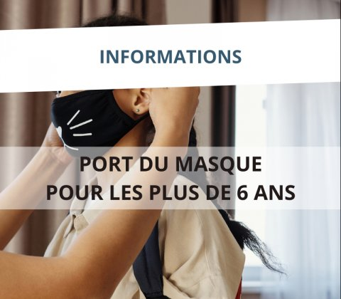 Un masque offert pour chaque élève des écoles élémentaires de Berck-sur-Mer