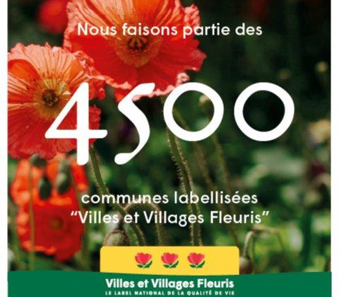 Villes et villages fleuris, vers une 4ème fleur