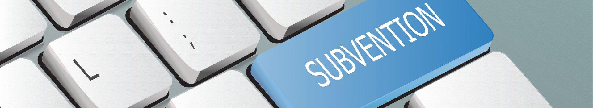 Demandes de subventions