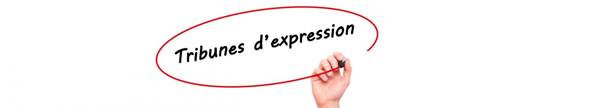 Tribunes d'expression