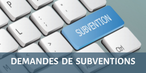Demande de subvention